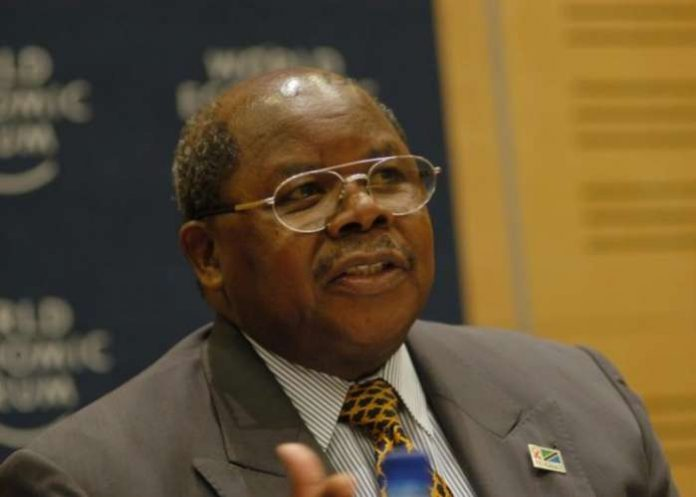 Former Tanzanian president Benjamin Mkapa passes on at 81