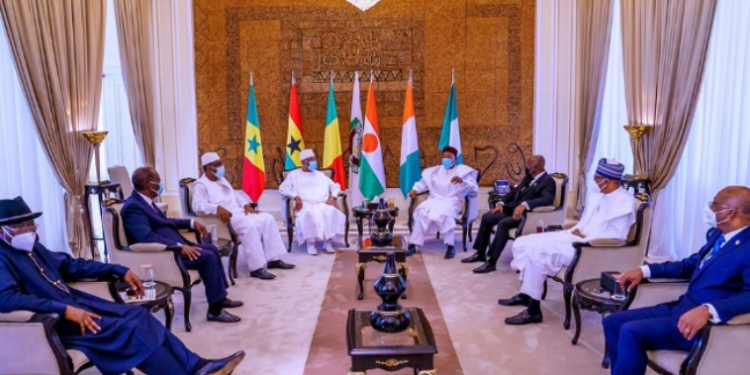 ECOWAS leaders meet as they opt for compromise in Mali crisis