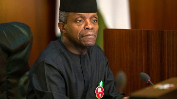 Group disburses N100m to 100 young entrepreneurs, honours Osinbajo