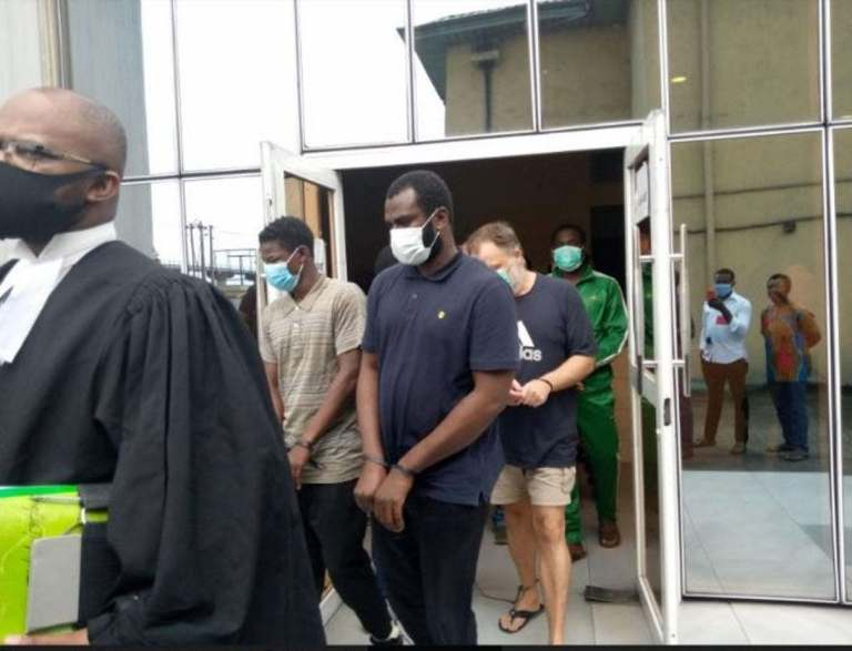 ICYMI: Three expatriates, 6 Nigerians remanded for alleged terrorism